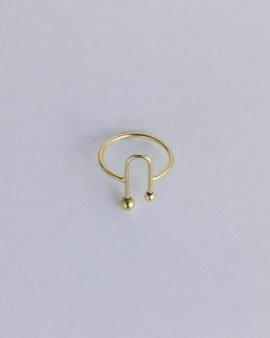 Andromeda Gold Ring