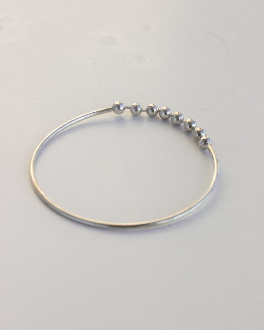 Venus Silver Bracelet