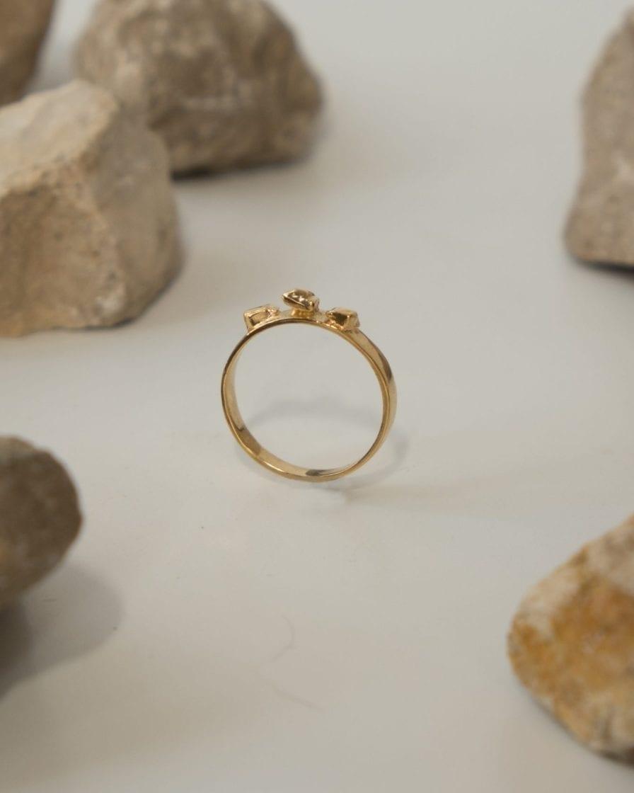 טבעת ארגון זהב
