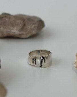 טבעת סולפרה כסף