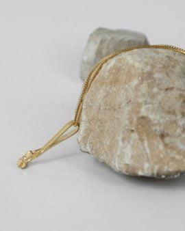 Argon Gold Necklace
