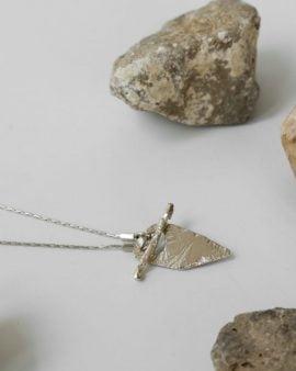 Salis Silver Necklace