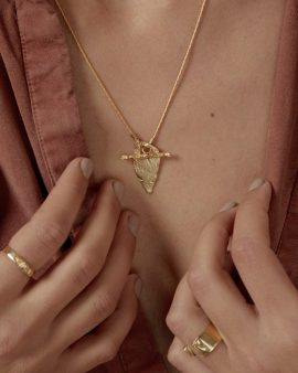 Salis Gold Necklace
